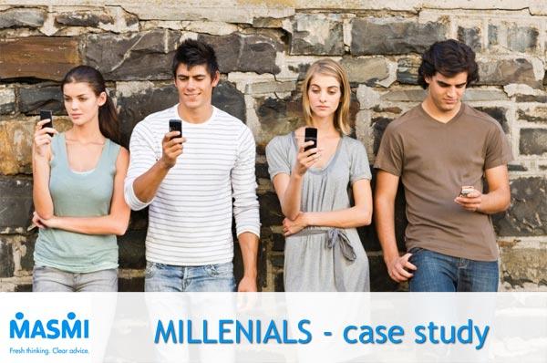 millenials case study
